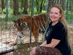 Tiger King star Carole Baskin slams ...