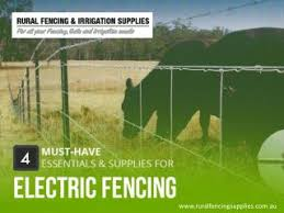 Ppt 4 Must Have Essentials For Electric Fencing In Perth Powerpoint Presentation Id 7659907