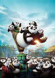 po animation kung fu panda 3 pandas