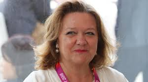 Gina Rinehart joins Andrew Forrest with ...
