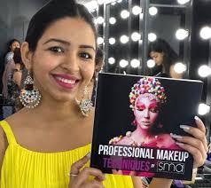 sma international makeup of