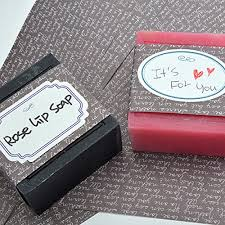 chawoorim wrap paper tape labels soap