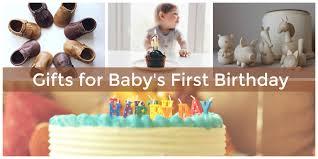 babys first birthday gift registry