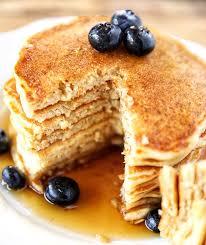 oatmeal pancakes fluffy oatmeal pancake