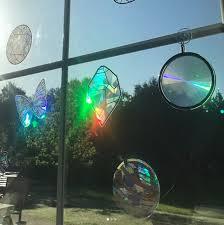 Rainbow Butterfly Window Decals Butterfly Window Stickers Shop Now