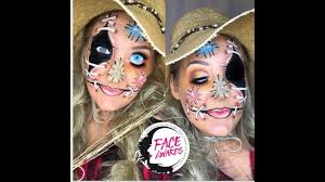 scarecrow makeup nyx