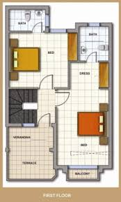 duplex house plans indian style with