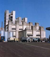 Achyut Kanvinde, The Dudhsagar milkfactory, Mehsana, Gujarat, India, 1971 –  1974, Photo by Vikram Bhatt   Willis tower, Architecture, Mehsana