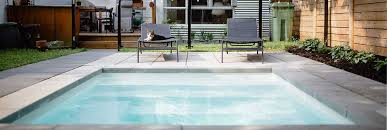 plunge pool experts zones