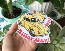Killer Car Etsy