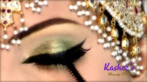 beautiful eye makeup by kashee you