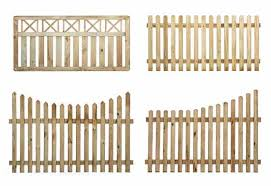Picket Fencing For Decorative Garden Borders