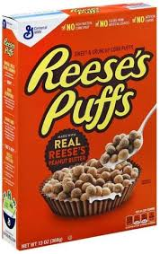 reeses puffs corn puffs cereal 13 oz