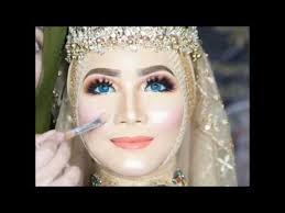 makeup pengantin pangling barbie look