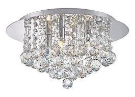 elegant round chandelier ceiling light