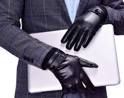 leather driving gloves for men in 2020