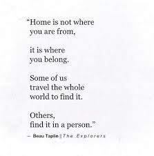 home is where you are my love on we heart it