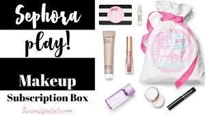 sephora play 2018 december makeup