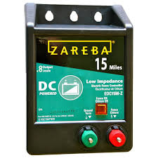 Zareba 15 Mile Battery Operated Low Impedance Fence Charger Edc15m Z The Home Depot