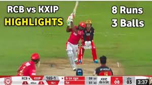Highlights : RCB vs KXIP Match 31 IPL ...
