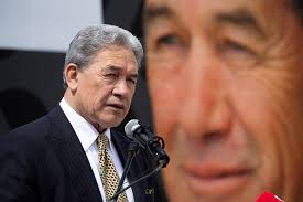 Election results 2020: Winston Peters ...
