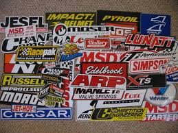 Buy 200 New Race Car Decals Stickers Nascar Nhra Chevy Ford Mopar Motorcycle In Mesa Arizona Us For Us 2 29