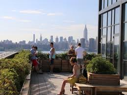 drink outdoors in new york city