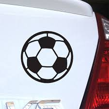 Can T Get Enough Of The World Cup Neither Can We Represent With This Soccer Ball Decal Soccer Soccerball Football W Girl Decals Soccer Iphone Decal