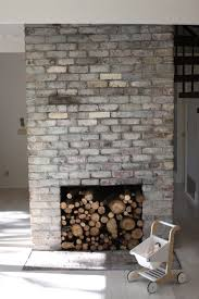whitewashed bricks tutorial make