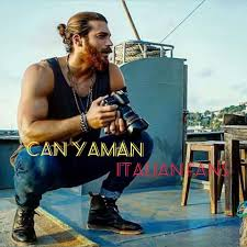 Can Yaman Italian Fans - Home
