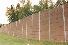 4 Noise Barrier Types Design Design Construction Noise Barriers Noise Environment Fhwa