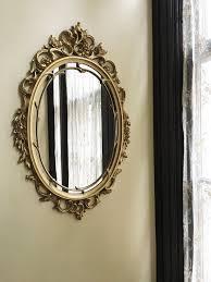 bedroom mirror gold vintage mirror