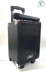 Loa karaoke Kiomic Q8 tặng micro không dây loa kéo mini - 850.000đ ...