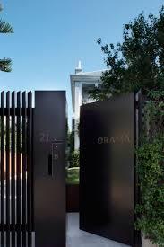 Orama By Smart Design Studio Entrance Gates Design House Gate Design Gate Design