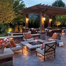 20 modern patio lighting ideas you will