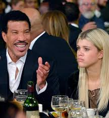 Lionel Richie 'scared' that his daughter Sofia is in a ...