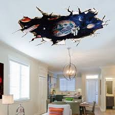 Crazy Realistic 3d Wall Decals To Enhance Your Decorating