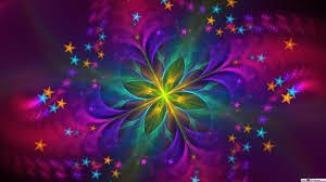 الرسومات نجوم ملونة تنزيل خلفية Hd