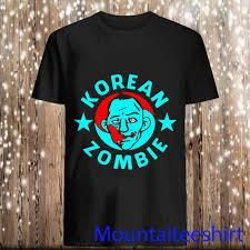 Korean Zombie Shirt