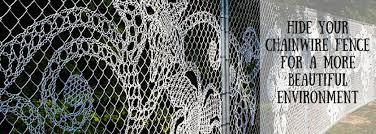 Hide Your Chainwire Fence For A Beautiful Environment Fencing Specialist