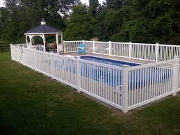 Inground Pool Fence For Your Home Pool