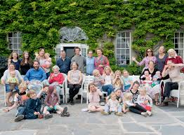 Allen Family, Myrtle, Darina, Rachel | Ballymaloe House