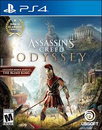 Assassin's Creed Odyssey Day 1 Edition, Ubisoft, PlayStation 4 ...