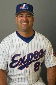 Manny Acta - Montreal Expos coach (With images)   Expos montreal ...
