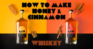 honey whiskey cinnamon whiskey