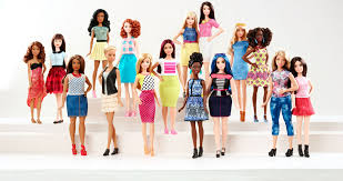 barbie now es in diffe sizes