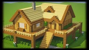 tuto grande maison en bois facile a