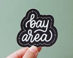 Bay Area Sticker Etsy