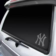 New York Yankees Decal Chrome Window Graphic Sports Addict