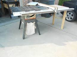 So I Finally Ordered A Good Table Saw Fence Woodworking